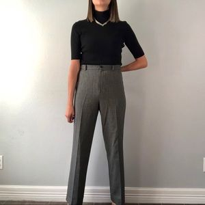 80's dotted trousers